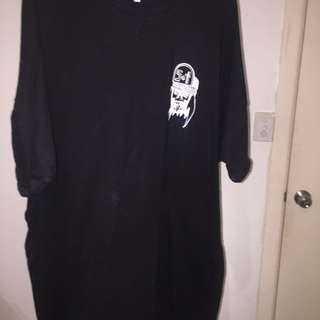 Black Shirt Size L