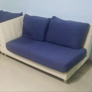 2 X 2 Seater Sofa $100 Cash N Carry