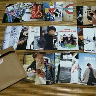 (Price Reduced) Shinee Suprise Vacation Postcard (Official)