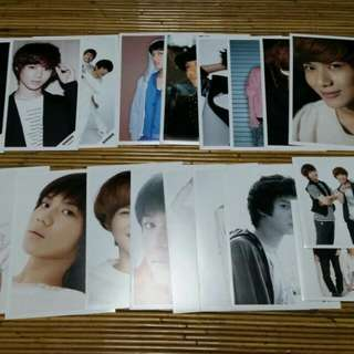 (Price Reduced) Shinee Taemin Photos (Official)