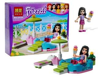 Lego Friends Toys Walkers Carousell Indonesia