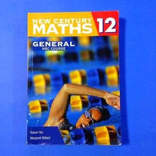 Yr 12 General Mathematics