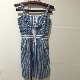 REVIVAL Jeans stripe