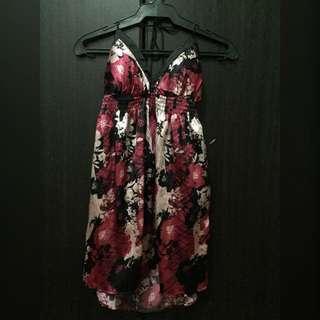 Original Lee Halter Beach Dress