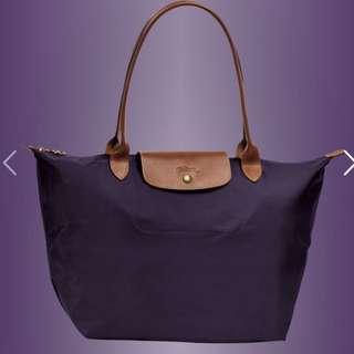 法國巴黎Longchamp全新購物包