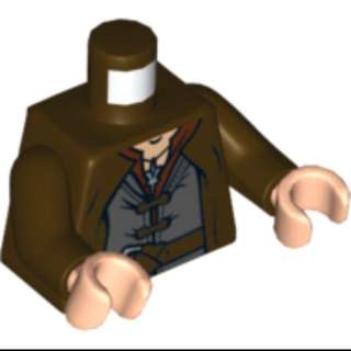 LEGO-Lord Of The Ring Torso