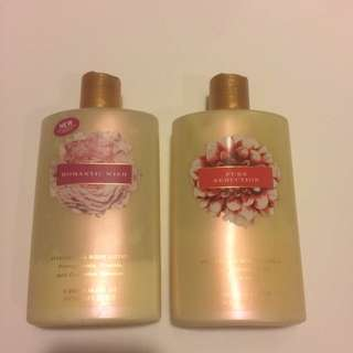 Victoria's Secret Hydrating Body Lotions