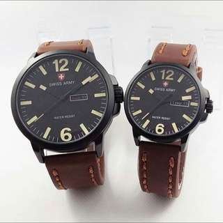 Swiss Army Couple Watches