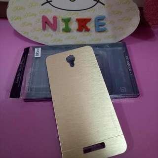 Motomo Metal Case Xiaomi Redmi Note 2 Gold