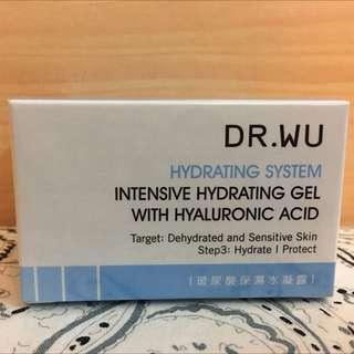 DR.WU玻尿酸保濕水凝露