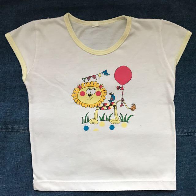 3-pc t-shirts (3-6 Months)