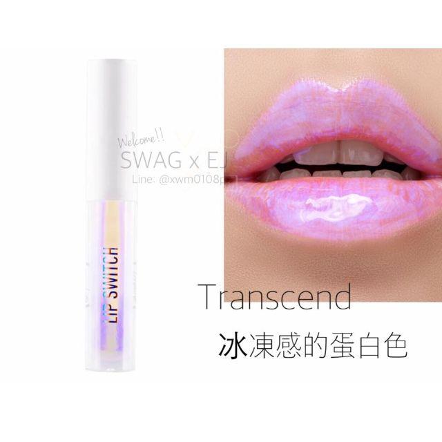 (預購)美國 Sigma Beauty Lip Switch 雷射感 星空唇蜜