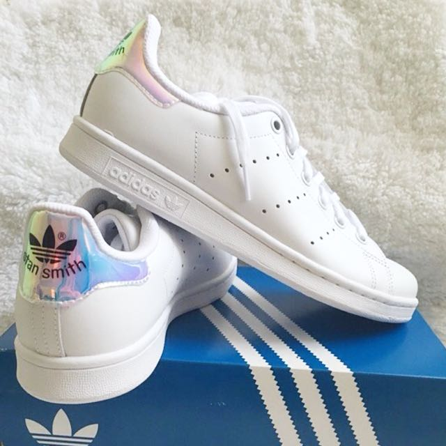 Célèbre CHEAPEST] Adidas Stan Smith Iridescent Holographic, Women's  ND52