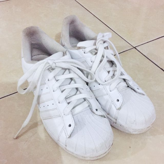Adidas Superstar White Original