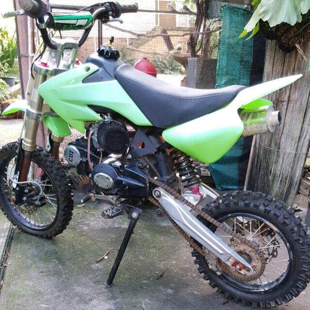 Assassin 125cc Pit Bike