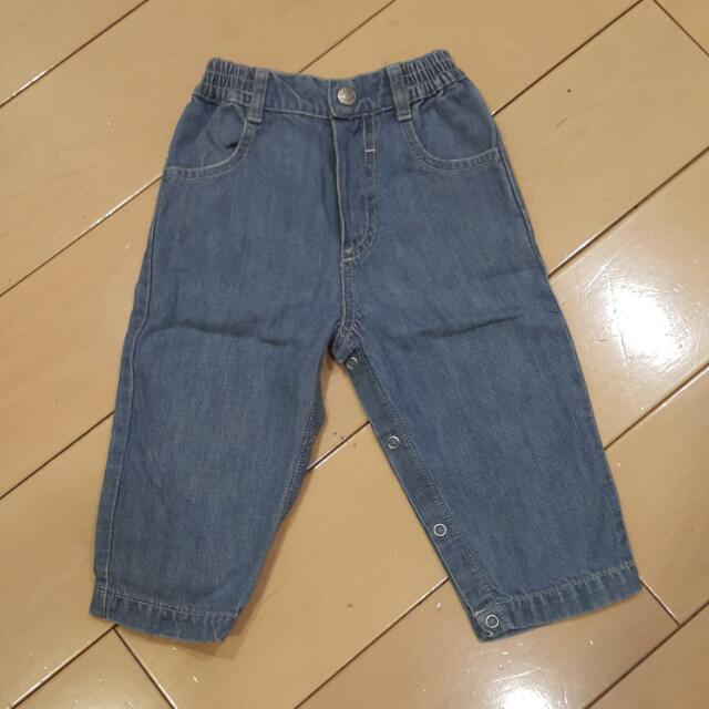 Authentic GUESS baby Jeans 12 Months