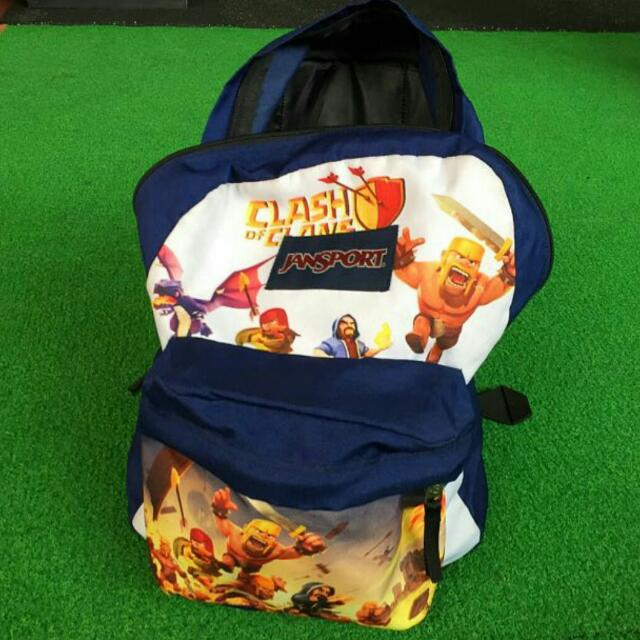 (Reserved)Authentic Jansport Bag