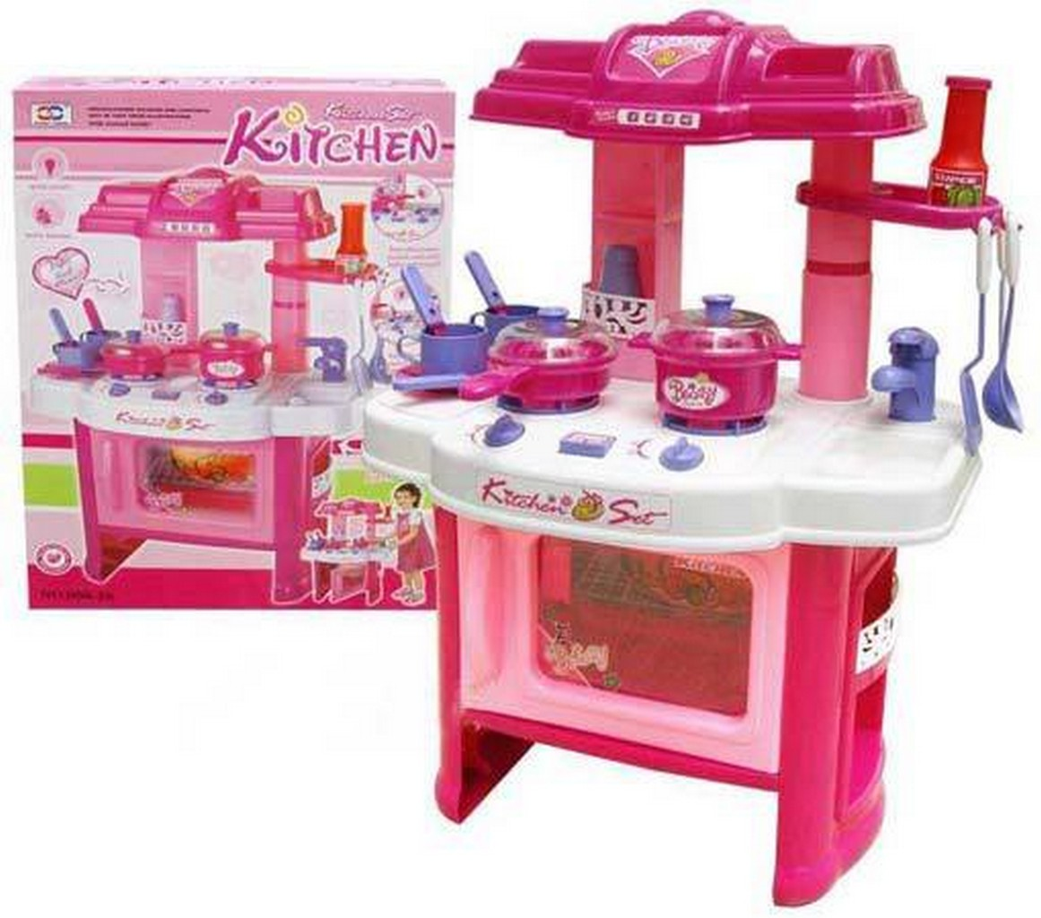 Best Seller Mainan Anak Kitchen Set Beauty Mainan Kitchen Set Anak