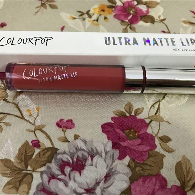 Bumble Colourpop Liquid Lipstick