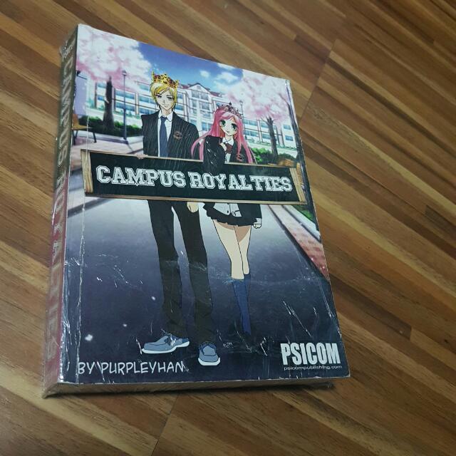 Campus Royalties Book 1 (WATTPAD BOOK)