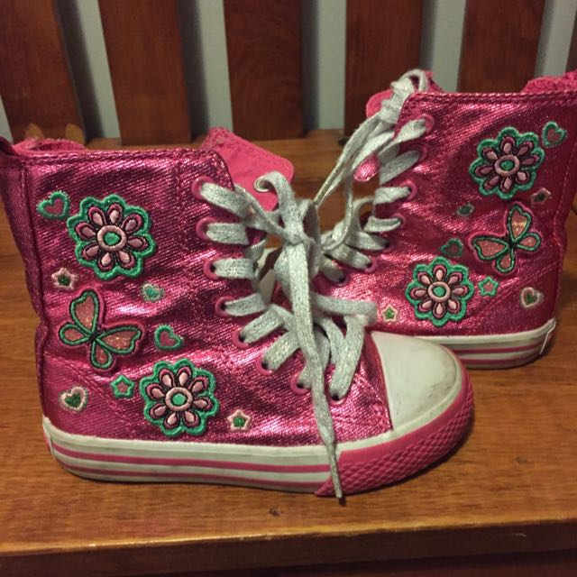 children's place boots size 9c