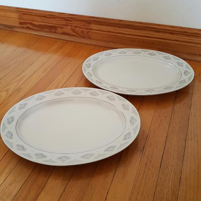 China Serving Platters