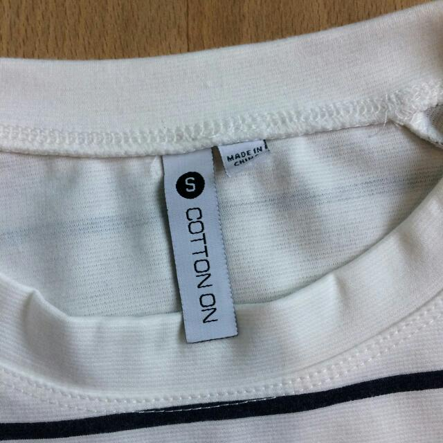 Cotton On Long Sleeves Crop