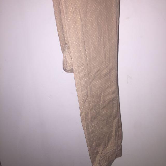 Cuffed Chinos Size 28
