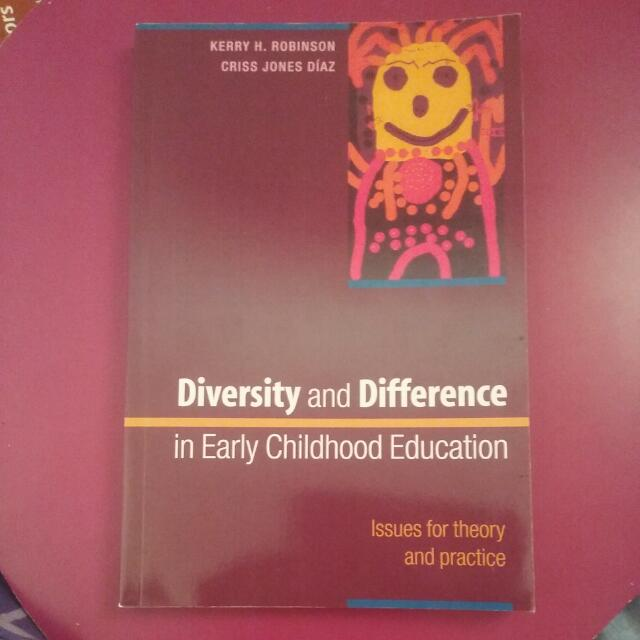 Diversity and Difference in Early Childhood Education- Robinson And Jones Diaz (2006)