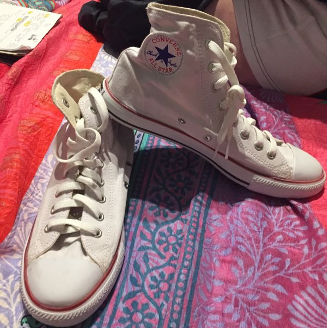 Fake Converse