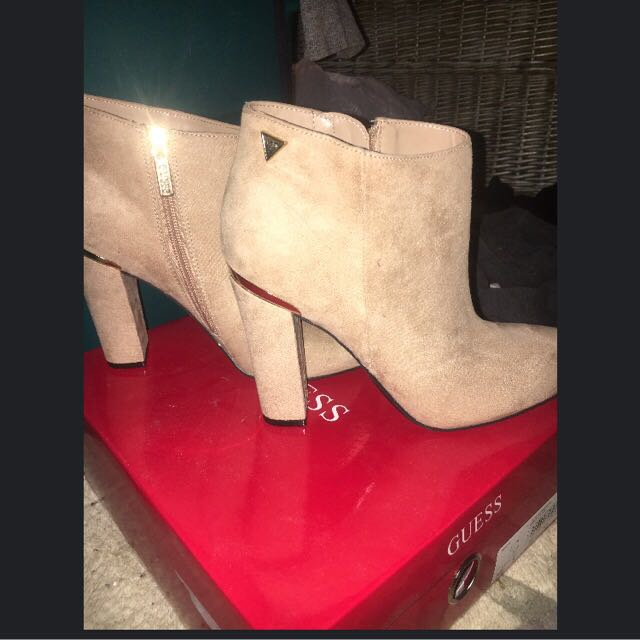 "GUESS ""Carela booties"" NEW"