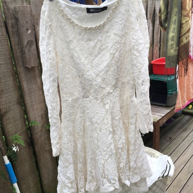 Hand Made Lace Dress