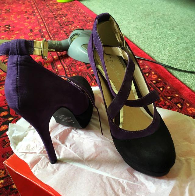 High Heels Size 36