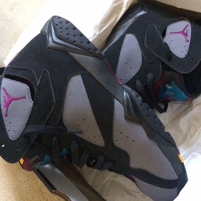 Jordan Retro Bordeaux 7s