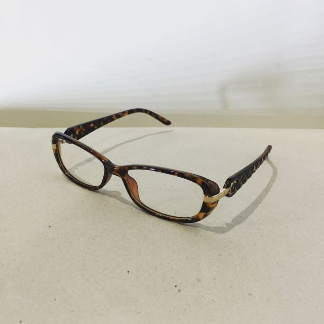 Kacamata Frame Leo