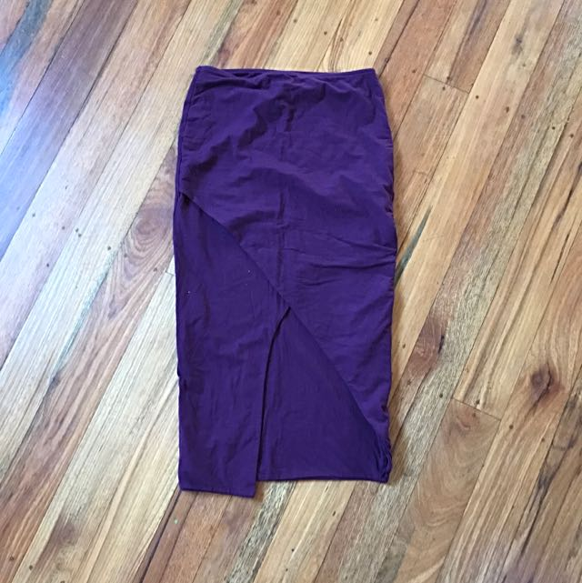 Kookai Pima Cotton Skirt Small Default Size 1