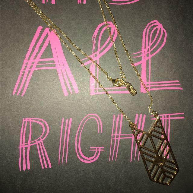Long 'Aspen' Necklace
