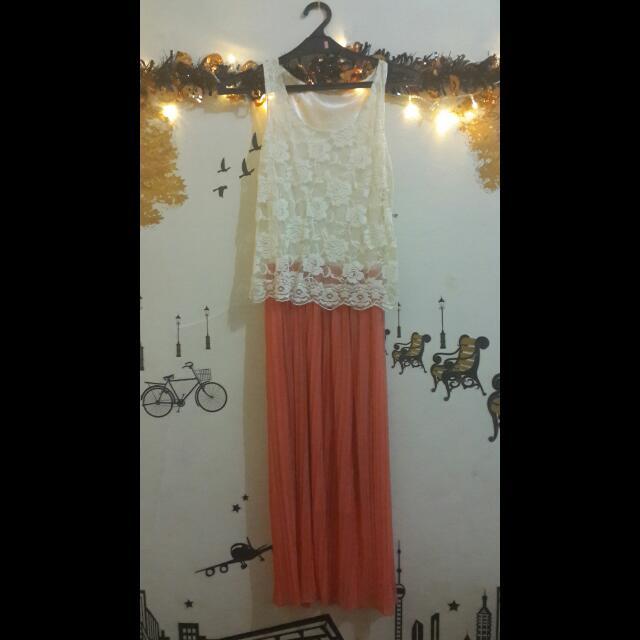 Long Dress - Casual Dress