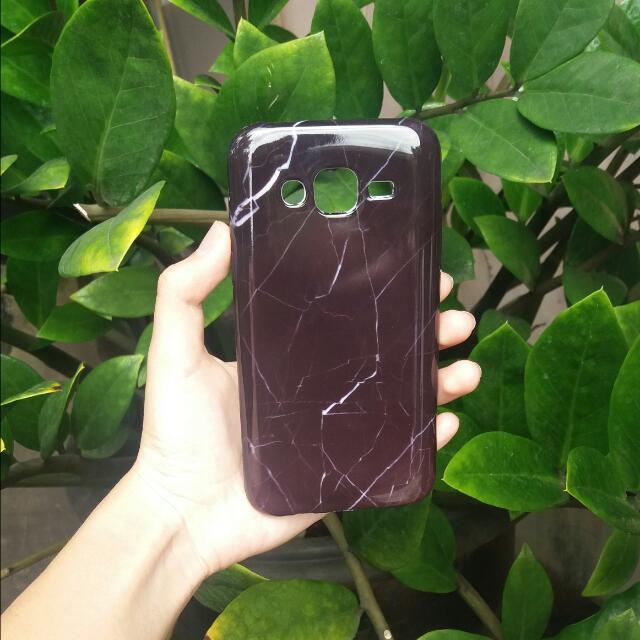 Marble Softcase J5 2015 (Black)