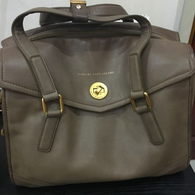 Authentic Marc By Marc Jacobs Preloved Handbag