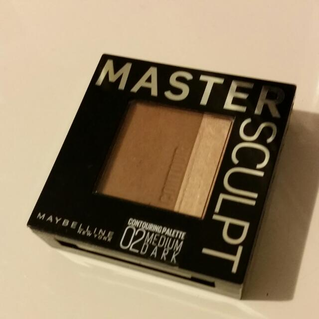 Maybelline Contour Powder #02