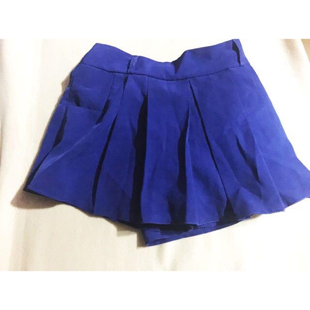Mini Skirt Style Short
