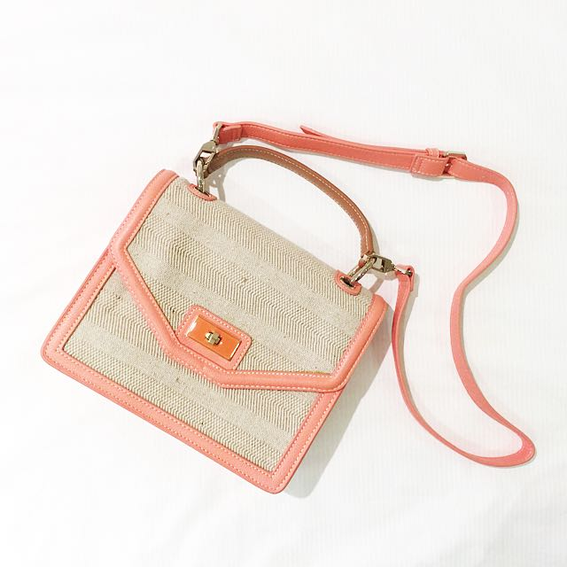 NEW Charles And Keith Crossbody/Shoulder Bag