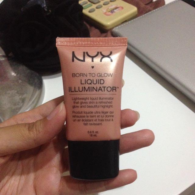 NYX Liquid Illuminator