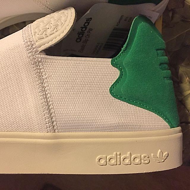 f461b7d2ea343 Pharrell Williams Elastic Slip On PW (adidas Originals) 8.5 UK ...