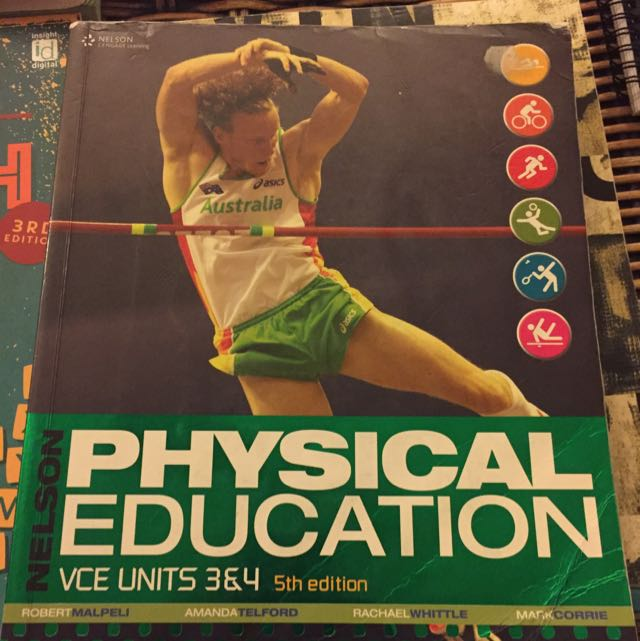Physical Education (PE) Textbook