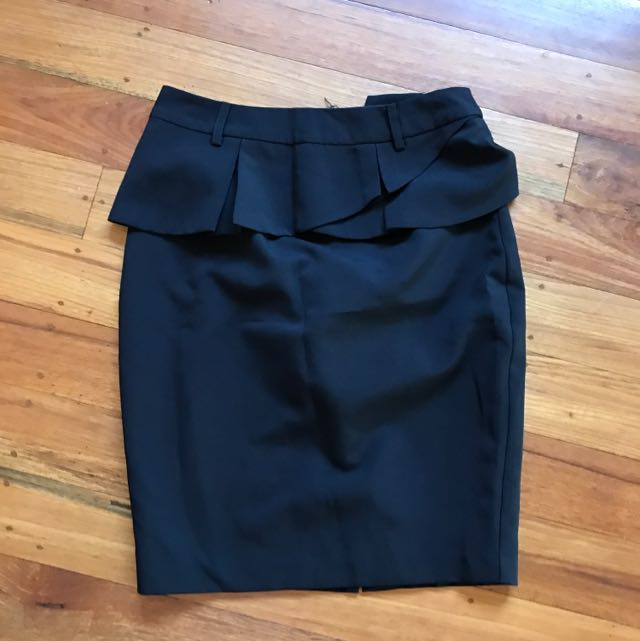 PORTMANS Size 8 Work Skirt