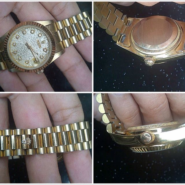 Rolex Authentic Rare Items