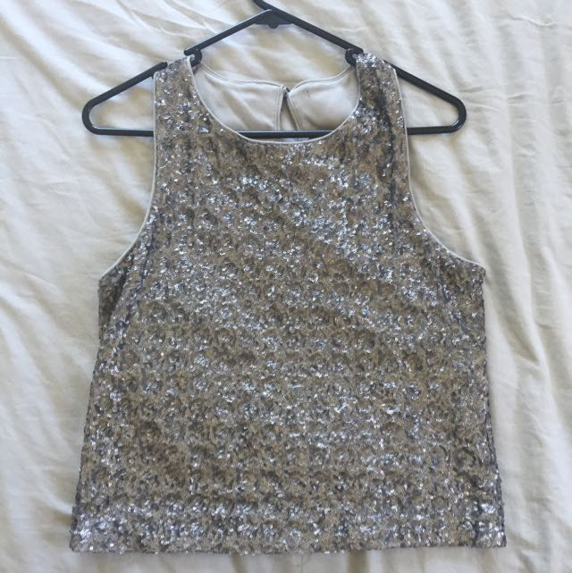 Sequin Top S