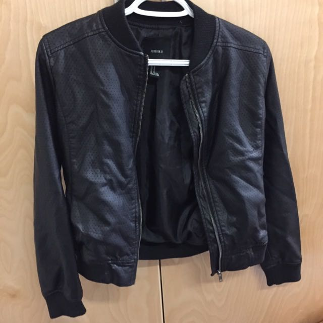 S/M Leather Jacket